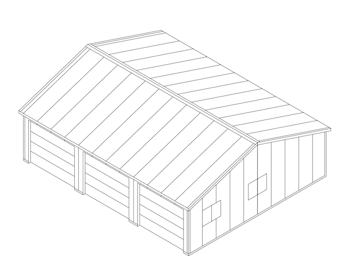 parker buildings pricing on a wide variety of gable end buildings Ultimate Farm Shop ad 356